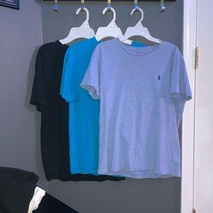 3 Polo Shirt Bundle